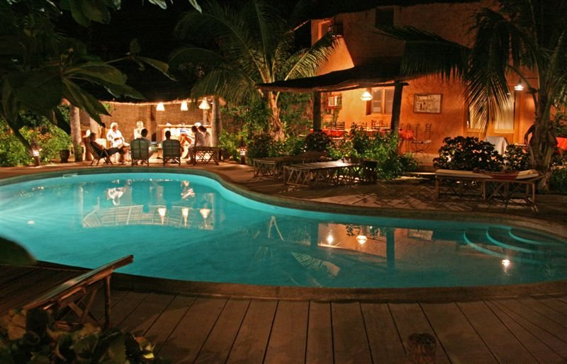 Villas de charme à louer à Saly - Sénégal